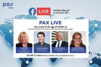 U.S. travel in the age of COVID-19. FB Live on Tues., May 26th, 2 p.m. (EST)