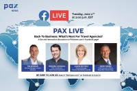 Back To Business: What's next for travel agencies? FB Live: Tues., June 2nd, 2 p.m. (EST)