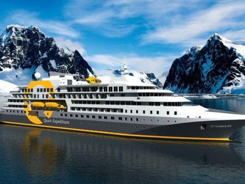 Quark Expeditions shows off 2021/22 Antarctic itineraries aboard newest polar vessel