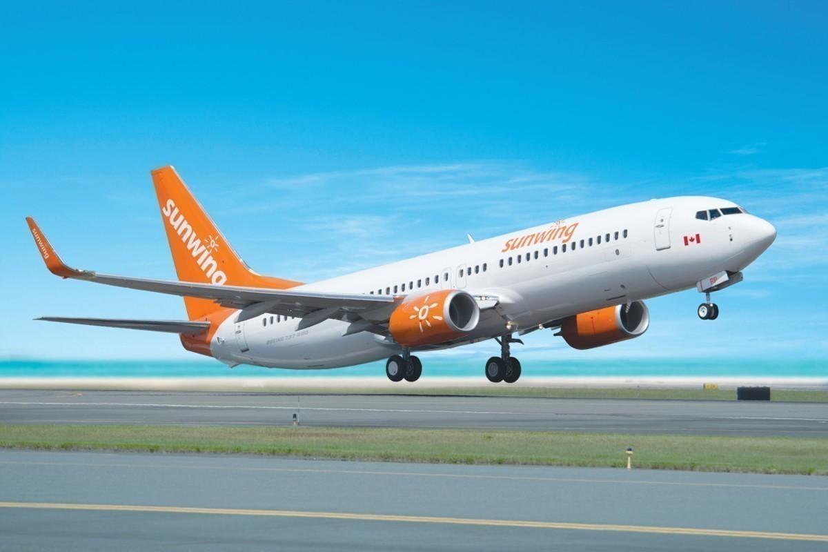 Sunwing extends suspension of southbound flights until July 31st