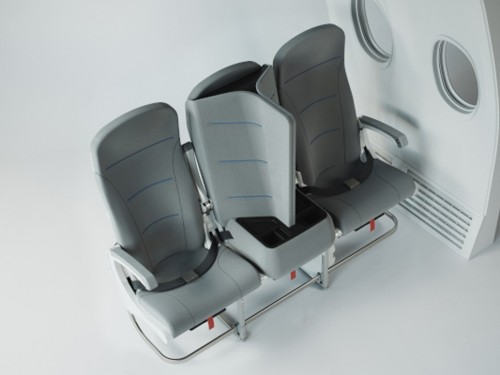 This new plane seat design could be the answer to social distancing