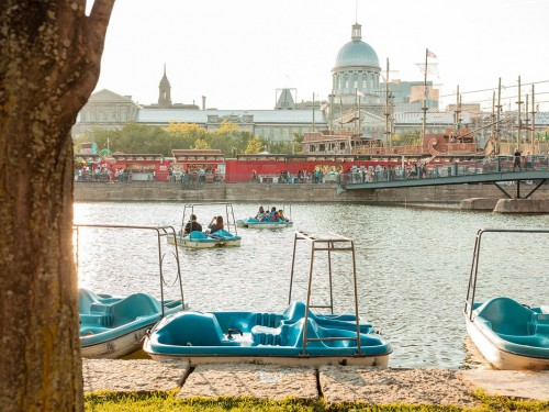 The Old Port of Montreal kicks off its summer season starting this weekend