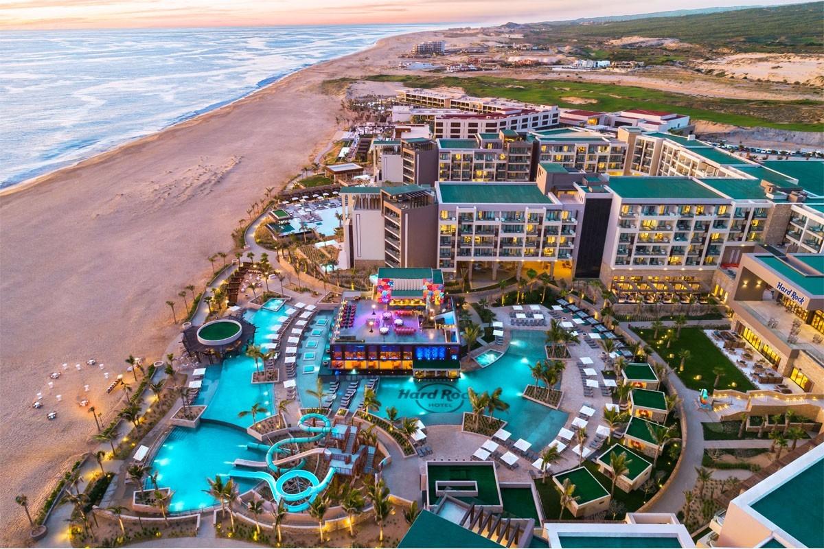 Hard Rock Hotel Los Cabos now open