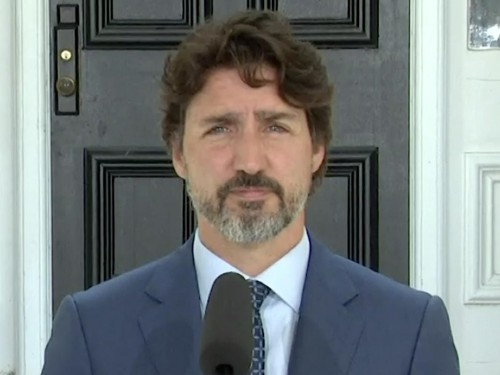"Trudeau being ""very, very careful"" about reopening international travel"