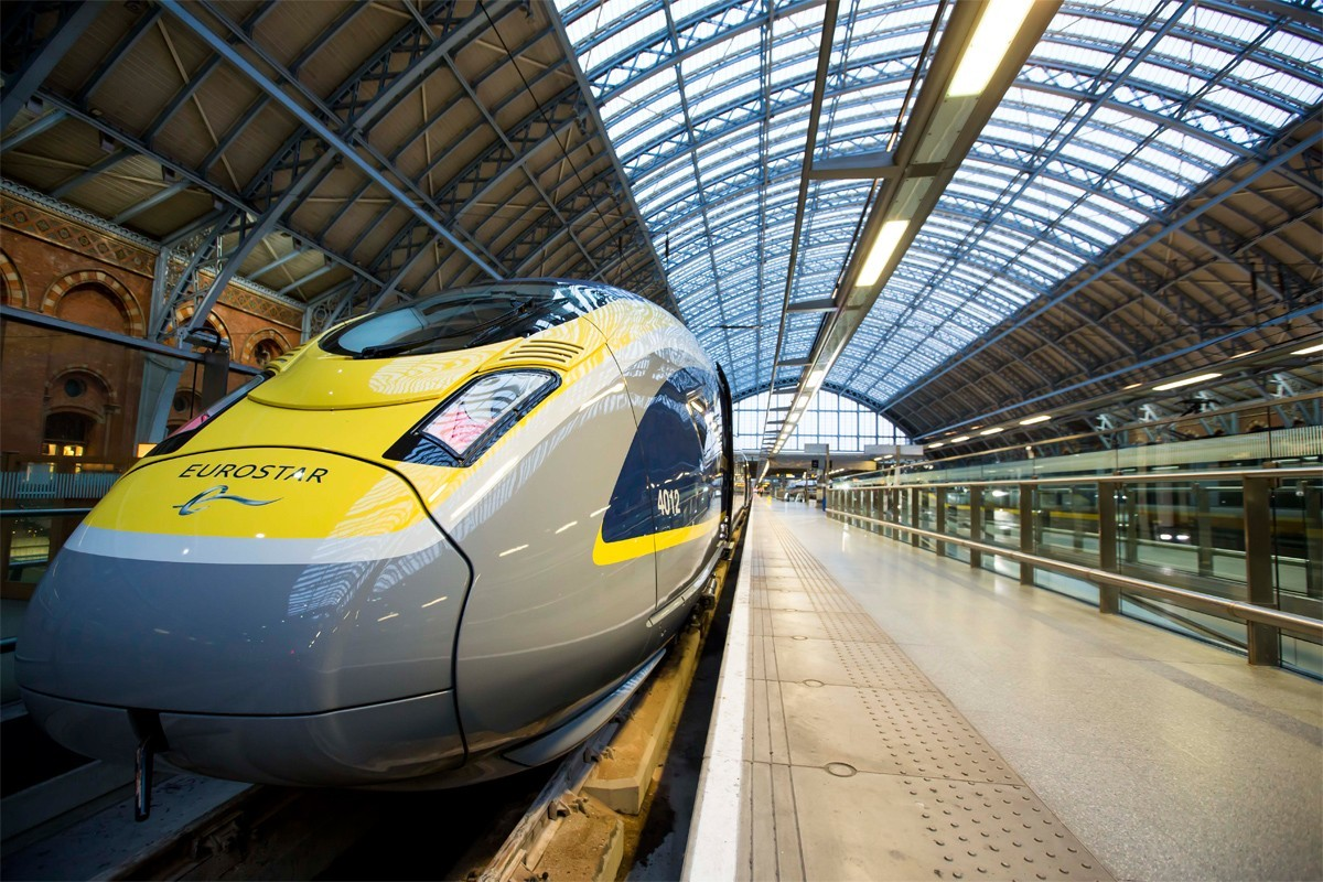 Eurostar's new facial biometrics could eliminate the need for passports