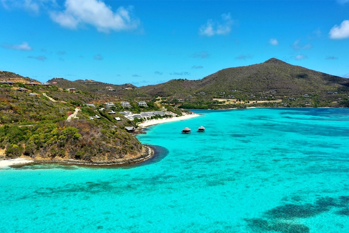 Canadians can visit St. Vincent & the Grenadines with Air Canada Rouge this July