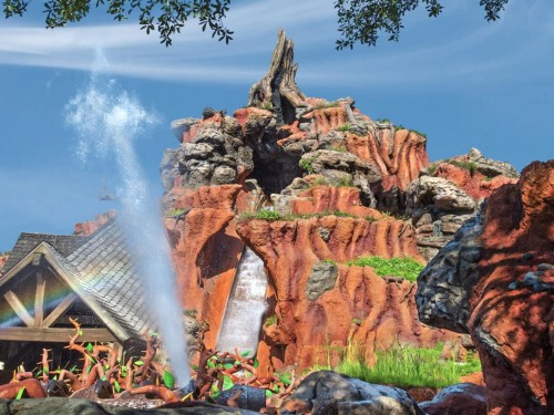 Disney overhauling Splash Mountain, ride tied to racist 1940s-era film