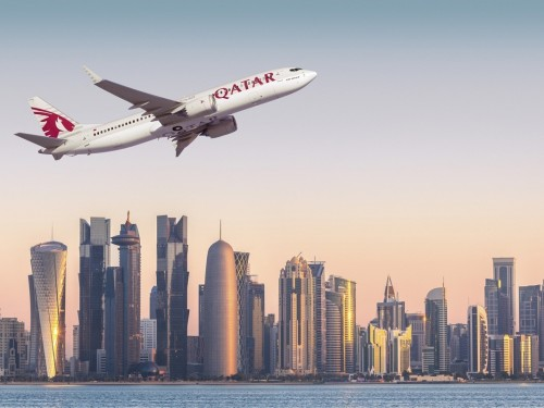 Qatar Airways starting Doha-Toronto flights on July 4th