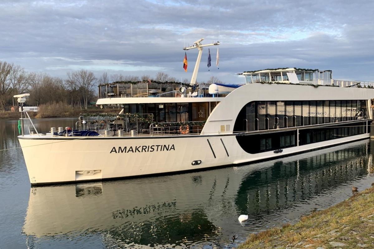 AmaWaterways resumes operations in Europe