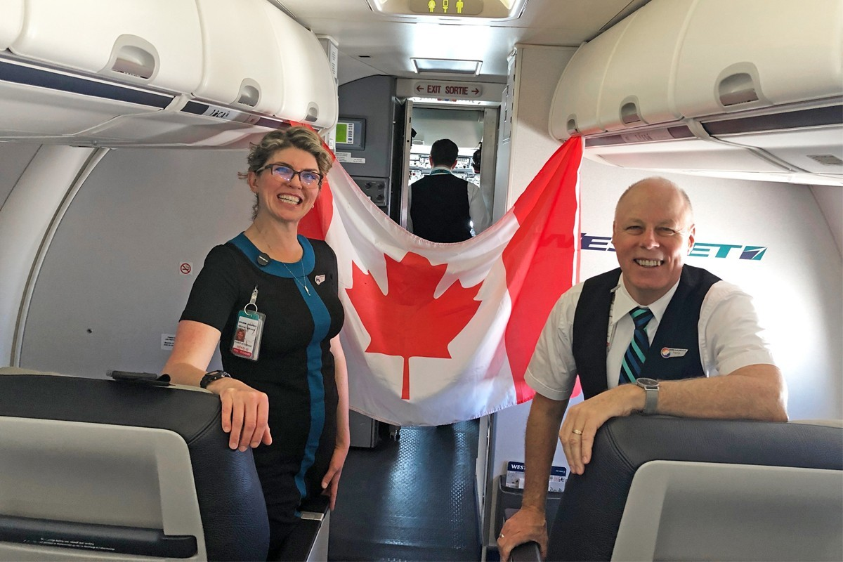 WestJet concludes repatriation flight program with Global Affairs Canada