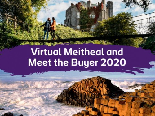 Tourism Ireland welcomes Canadian tour ops to first-ever virtual trade show
