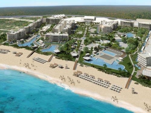 Planet Hollywood Beach Resort Cancun opens this December
