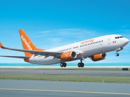 Sunwing is heading back to the Caribbean, starting September