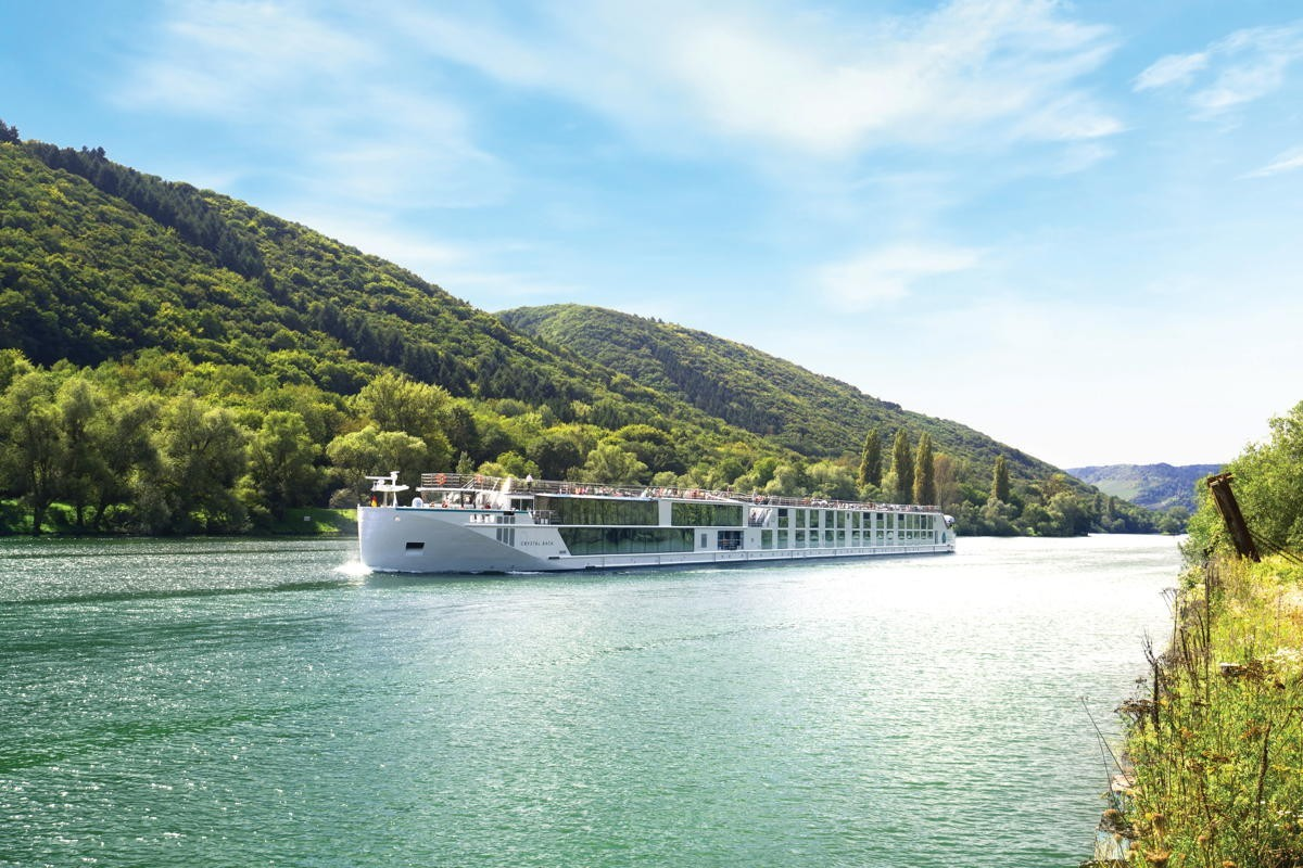 Crystal unveils Crystal Clean+ 2.0 protocols for river fleet