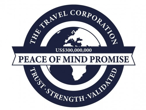 The Travel Corporation makes 'Peace of Mind Promise' to agents