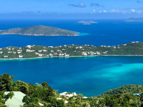 U.S. Virgin Islands puts brakes on leisure travel to battle COVID-19 spike