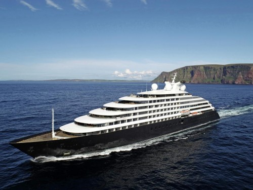 Scenic Eclipse celebrates 1st anniversary with airfare, early booking promos
