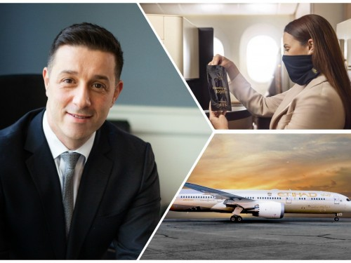 """""""We have to be flexible"""": Etihad VP Vincent Frascogna details airline's return to Canada, U.S."""