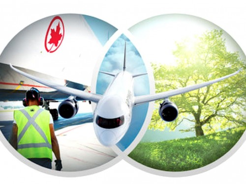 Air Canada releases 2019 corporate sustainability report