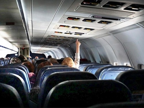Canadian gov't has no record of COVID-19 actually spreading between passengers on flights