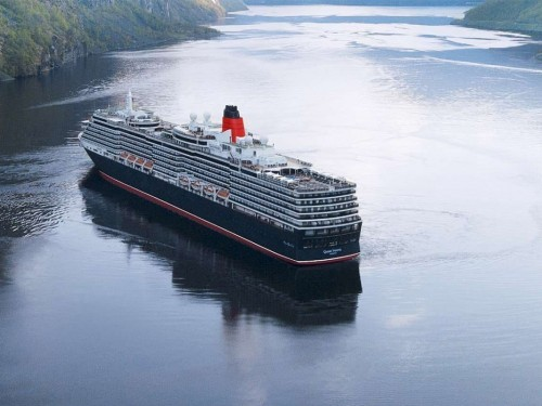 Cunard extends operational break, changes routes
