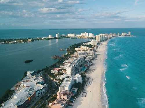 Cancun will reach 60% occupancy by the end of 2020, officials say