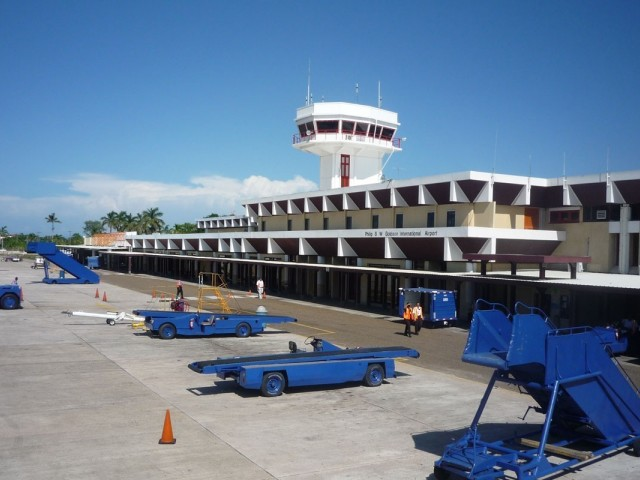Belize's international airport aims for Oct. 1 reopening