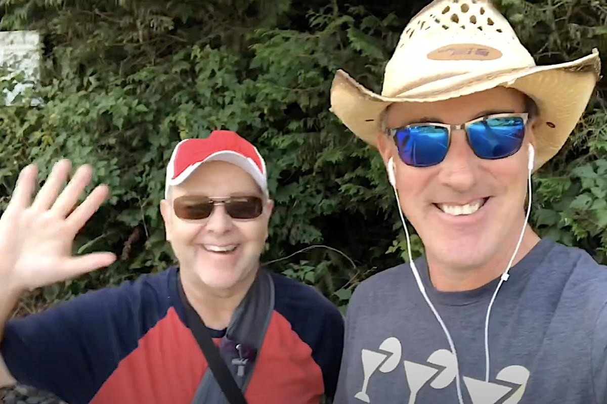 Freddie Got Furloughed: Playa's Freddie Marsh takes BC's hiking trails to YouTube