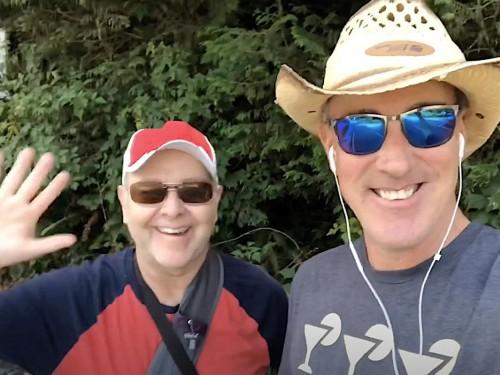 Freddie Got Furloughed: Playa's Freddie Marsh takes BC's hiking trails to YouTube