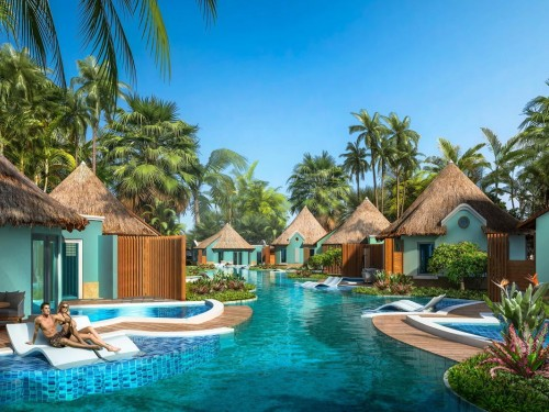 PHOTOS: Sandals South Coast unveils new design plans