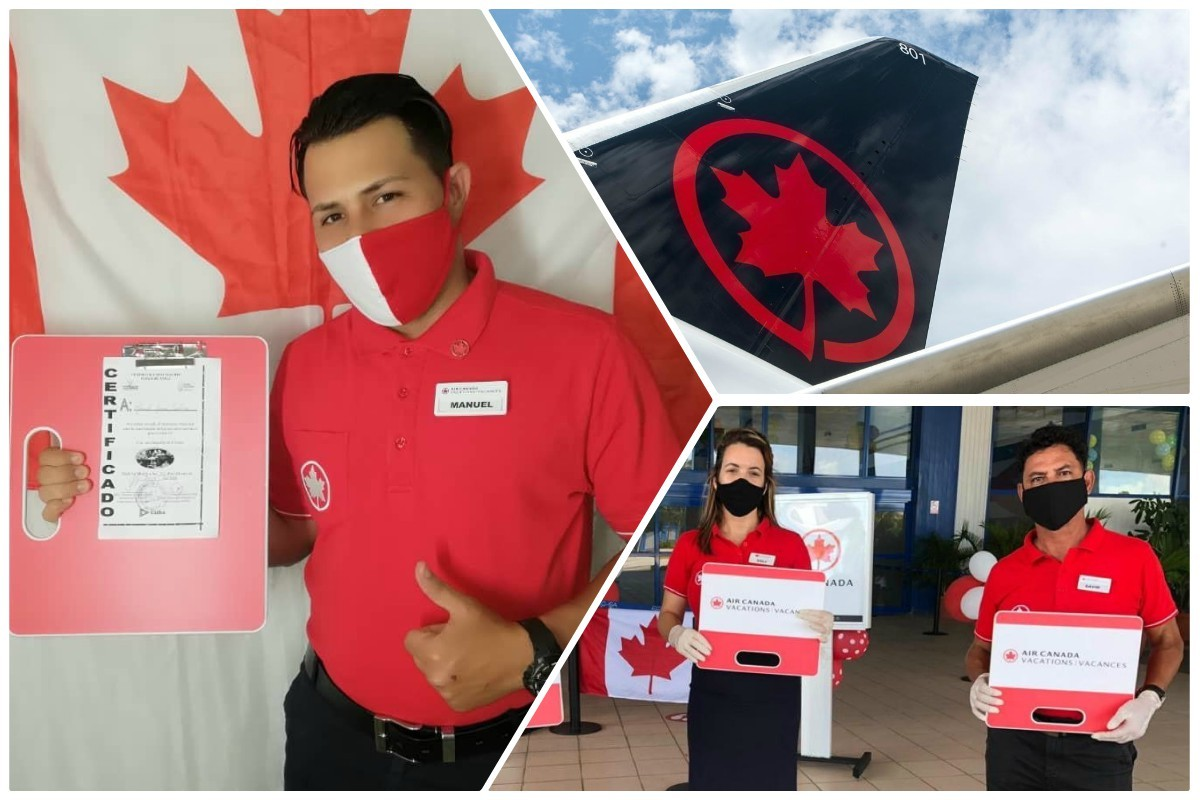 Cuba welcomes first planeload of Canadians in months; the Bahamas is entering Phase 3 soon