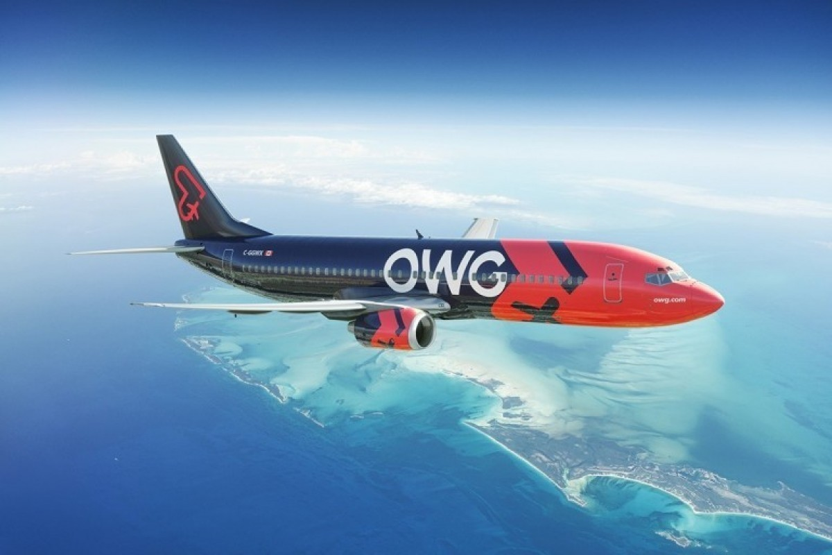 Bluebox Wow to be deployed across OWG's Boeing 737 aircraft