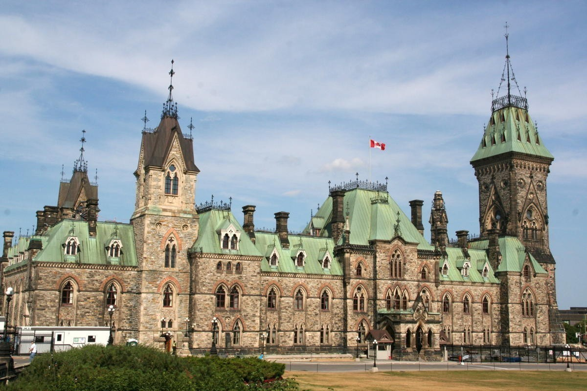 A protest in support of Canada's travel industry is happening in Ottawa on Sept. 23