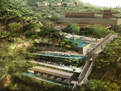 PHOTOS: A new Four Seasons is coming to Tamarindo, Mexico in 2021
