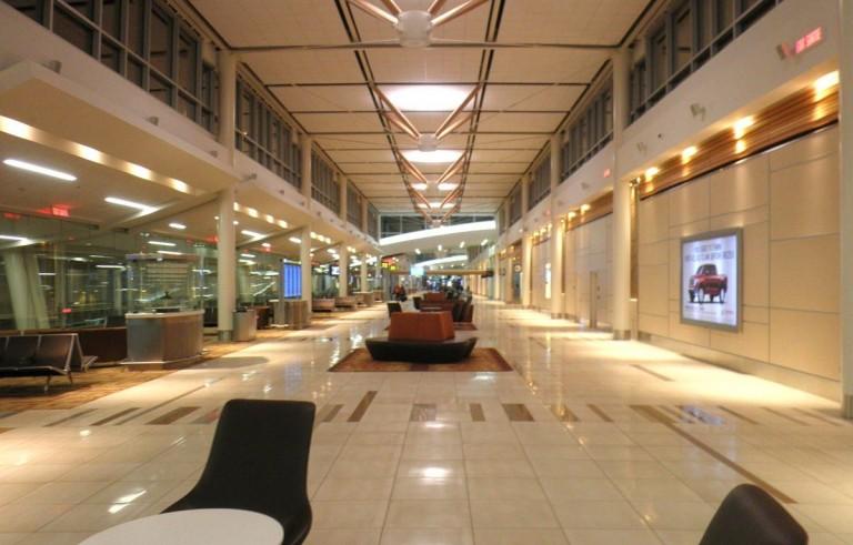 Edmonton International Airport to pilot rapid COVID-19 saliva testing