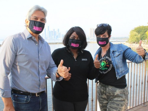 Jamaica Tourist Board laces up in support of Helping Hands Jamaica