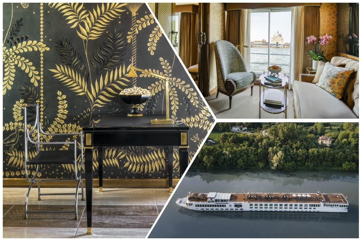 PHOTOS: A sneak peek at Uniworld's reimagined S.S. La Venezia