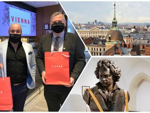 "VIDEO: ""Like walking into a painting"": Vienna Tourist Board takes Toronto on live, virtual tour"