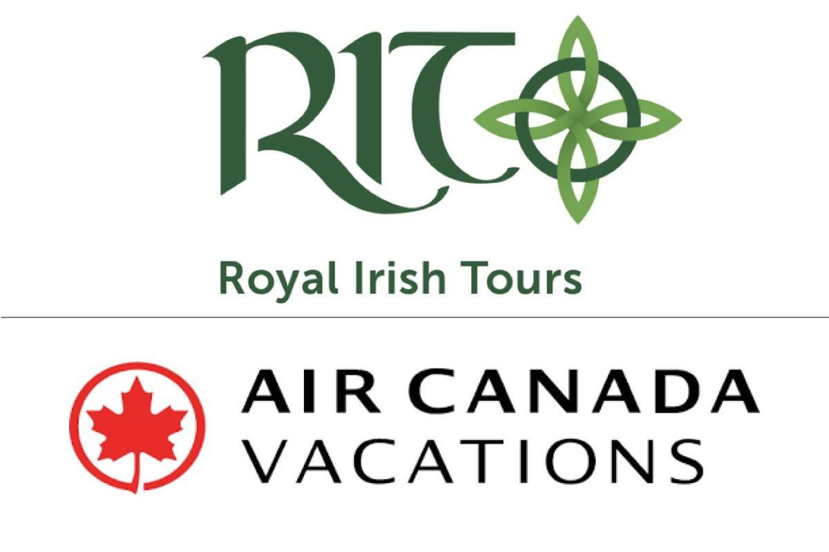 Air Canada Vacations, Royal Irish Tours join CATO