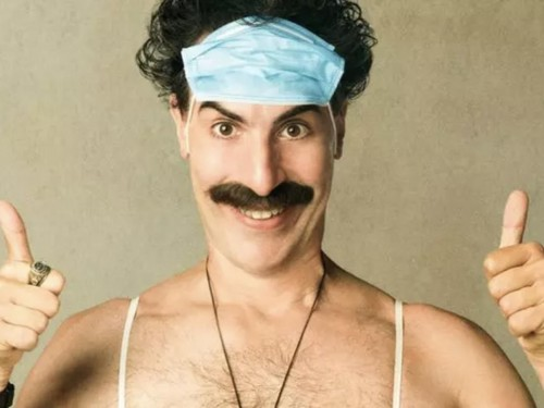 """""""Very nice!"""" Borat's catchphrase is officially part of Kazakhstan's new tourism campaign"""