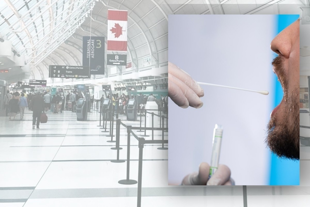 Ottawa invests $2.5M in Air Canada/McMaster HealthLabs study at YYZ