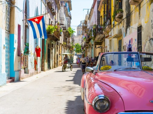 Havana airport may reopen Nov. 10: reports