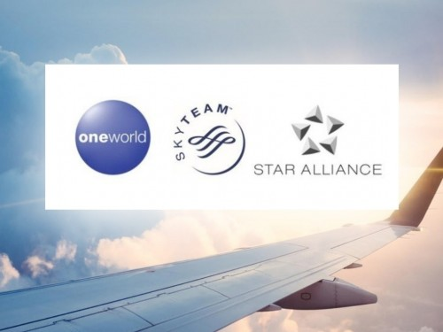 "A ""digital health pass"" to reopen borders? This is what oneworld, SkyTeam & Star Alliance propose"