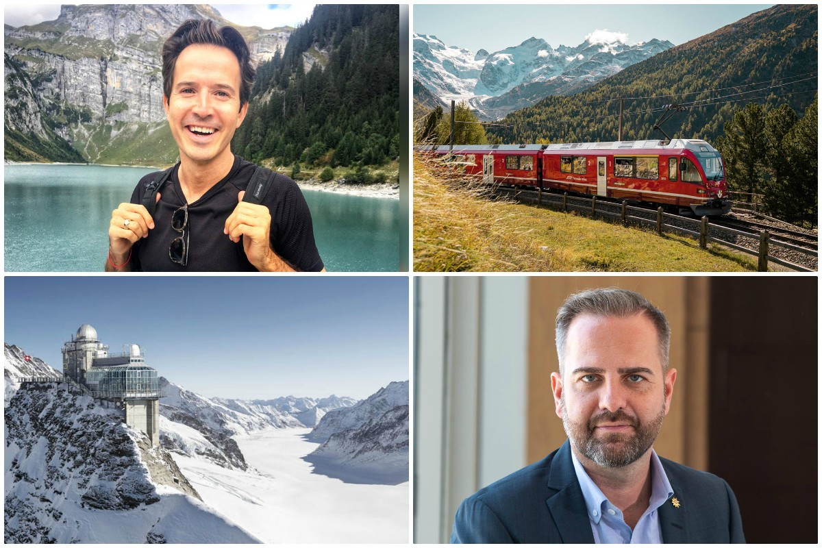 """""""Make your clients dream"""": Road to Switzerland event highlights """"pure bliss"""" of future Swiss travel"""
