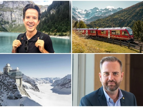 """Make your clients dream"": Road to Switzerland event highlights ""pure bliss"" of future Swiss travel"