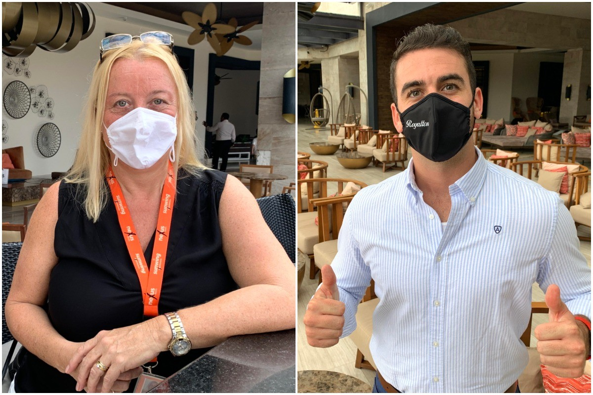 """""""We're looking forward"""": Sunwing/Royalton starts its engines in Dominican Republic; MPs show support for agent commission protections"""
