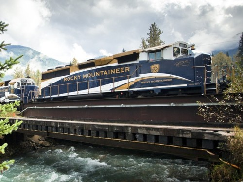 Rocky Mountaineer launching new journey to U.S. starting in 2021