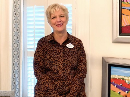 """VIDEO: Disney is """"here for you,"""" says Claire Bilby of Disney Destinations"""
