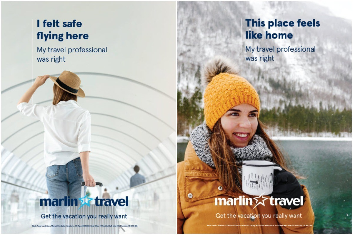 TDC highlights the value of travel advisors in new ad campaign