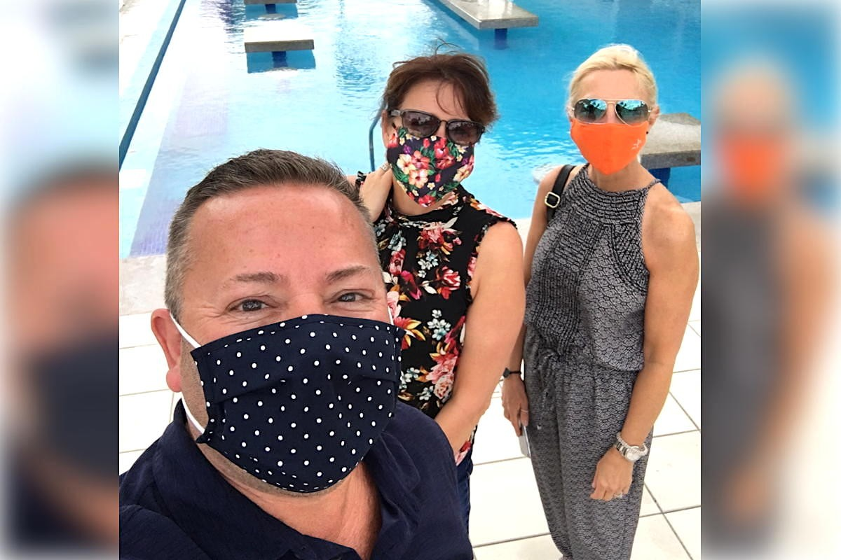 Sunwing's Deana Murphy & Dave Wright unpack health & safety at Royalton CHIC Cancun; ACTA launches new campaign